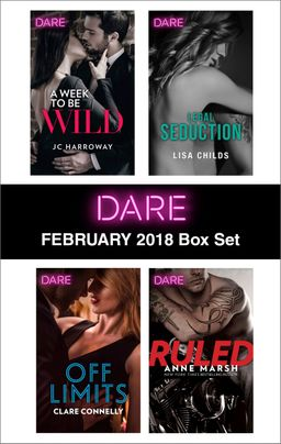 Harlequin Dare February 2018 Box Set