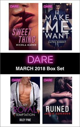 Harlequin Dare March 2018 Box Set