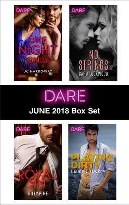 Harlequin Dare June 2018 Box Set