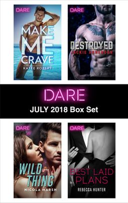 Harlequin Dare July 2018 Box Set
