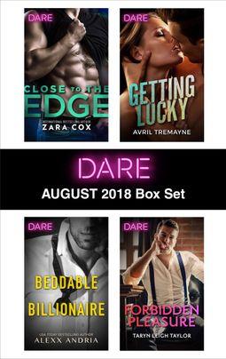 Harlequin Dare August 2018 Box Set
