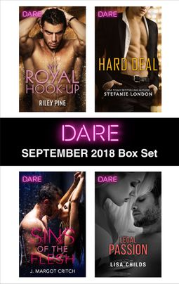 Harlequin Dare September 2018 Box Set