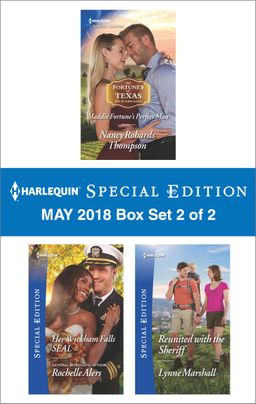 Harlequin Special Edition May 2018 Box Set - Book 2 of 2