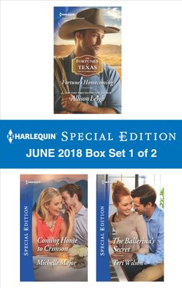 Harlequin Special Edition June 2018 Box Set - Book 1 of 2