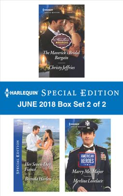 Harlequin Special Edition June 2018 Box Set - Book 2 of 2