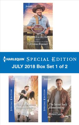 Harlequin Special Edition July 2018 - Box Set 1 of 2