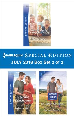 Harlequin Special Edition July 2018 - Box Set 2 of 2