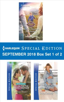 Harlequin Special Edition September 2018 - Box Set 1 of 2