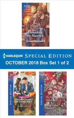 Harlequin Special Edition October 2018 - Box Set 1 of 2