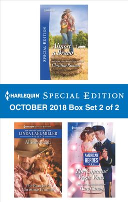 Harlequin Special Edition October 2018 - Box Set 2 of 2