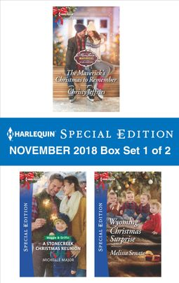 Harlequin Special Edition November 2018 - Box Set 1 of 2