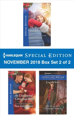 Harlequin Special Edition November 2018 - Box Set 2 of 2