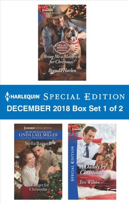 Harlequin Special Edition December 2018 - Box Set 1 of 2