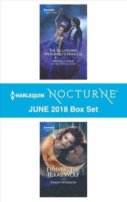 Harlequin Nocturne June 2018 Box Set