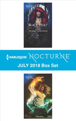 Harlequin Nocturne July 2018 Box Set
