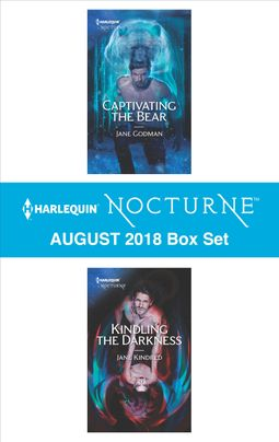 Harlequin Nocturne August 2018 Box Set