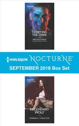 Harlequin Nocturne September 2018 Box Set