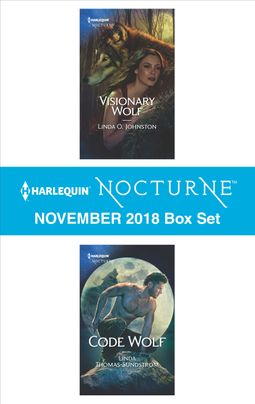 Harlequin Nocturne November 2018 Box Set