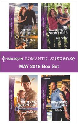 Harlequin Romantic Suspense May 2018 Box Set