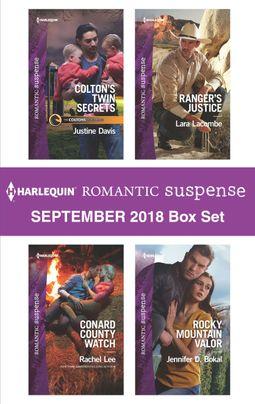 Harlequin Romantic Suspense September 2018 Box Set