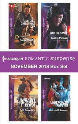 Harlequin Romantic Suspense November 2018 Box Set
