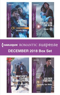 Harlequin Romantic Suspense December 2018 Box Set