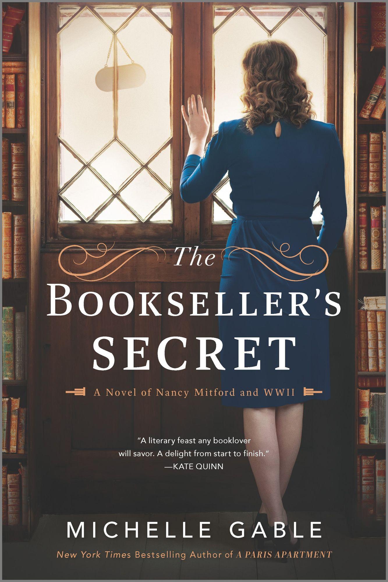 The Bookseller's Secret by Michelle Gable